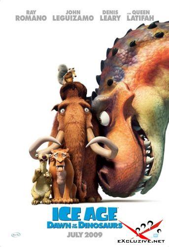Ледниковый период 3 - Эра динозавров (Трейлер)