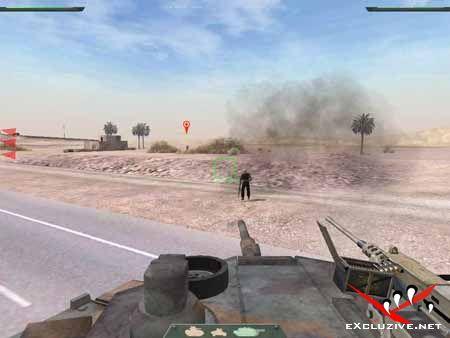 Desert gunner-Конвой