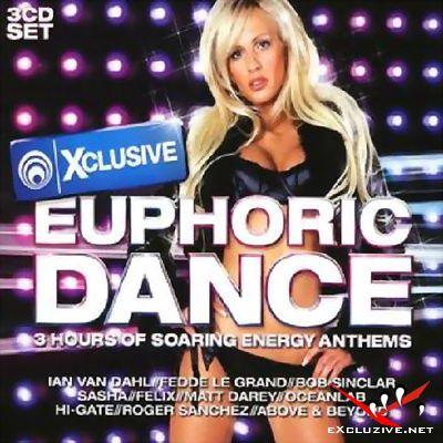 VA - Xclusive Euphoric Dance - 3CD (2008)