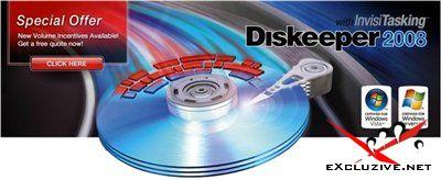 Diskeeper 2008 Pro Premier v12.0.781