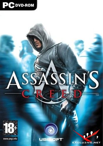 Assassin's Creed (2008) PC [RUS] Руссобит-М