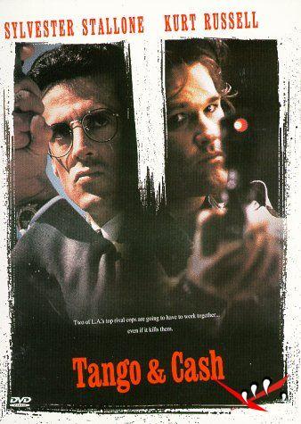 Танго и Кеш / Tango & Cash (1989) DVDRip