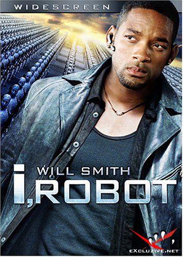 Я, робот / I, Robot (2004) DVDRip