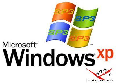 Microsoft Windows XP Service Pack 3 v5.1.2600.5512 RUSSIAN