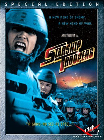 Звездный десант / Starship Troopers (1997) DVDRip
