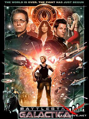 Звездный Крейсер Галактика/BattleStar Galactica сезон 4 добавлена 4 серия (2008)HDTV-Rip