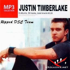 Justin Timberlake - Mp3 Collection