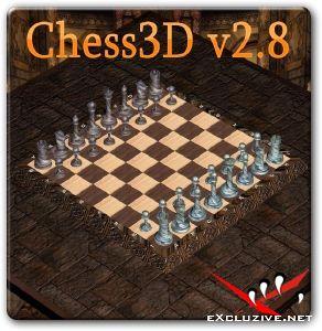 Chess3D v2.8