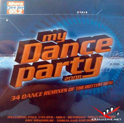 VA - My Dance Party 2008 - 2CD (2008)