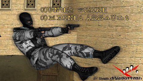CS Portable 0.75.1 Counter Strike для PSP