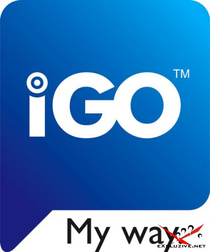 ����� igo Q4 ( Navteq R3, Rus, 2012 )
