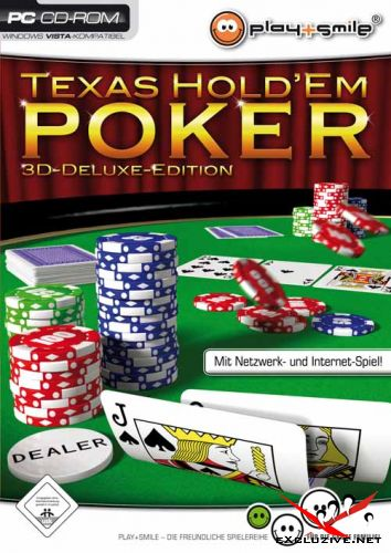 Texas Holdem Poker 3D Deluxe Edition