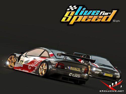 Live for Speed (full) 2008!!!