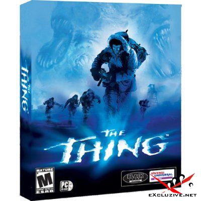 The Thing / Нечто (RUS/ENG)