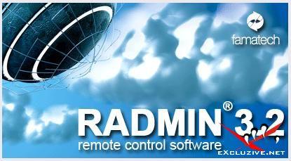 Remote Administrator (Radmin) 3.2