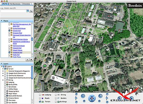 Google Earth 4.3.7204 Beta