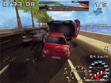 WR Rally - Super Racing