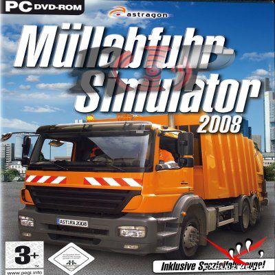 Mьllabfuhr-Simulator 2008 (Подрабатываем Мусорщиком)(РИП)