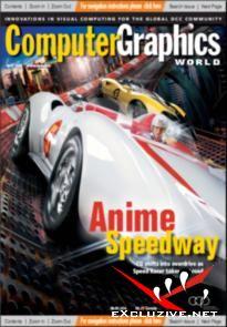 Computer Graphics World №4 (Апрель) 2008