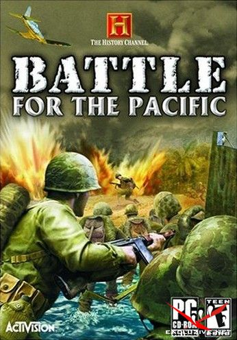 The History Channel: Battle for the Pacific (RUS)
