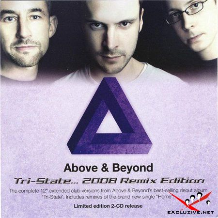 Above And Beyond - Tri State 2008 Remix Edition-2CD-2008