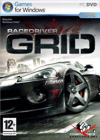 Race Driver: GRID (DEMO)