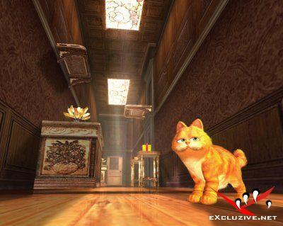 Garfield 2 PC-Game / Гарфилд 2 PC-Игра