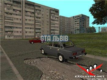 GTA ЛЬВОВ (DEMO)2