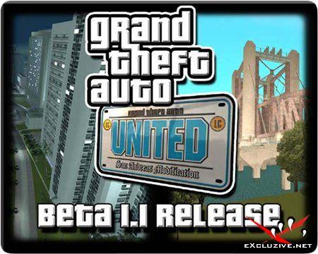 GTA United 1.1 Final