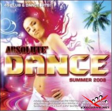 Absolute Dance Summer 2008