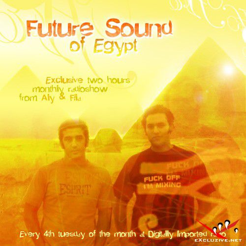 Aly & Fila - Future Sound of Egypt 032 (19-05-2008)