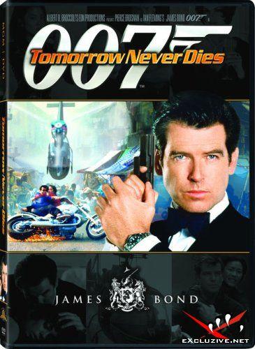 007: Завтра не умрет никогда/Tomorrow Never Dies(1997)DVDRip