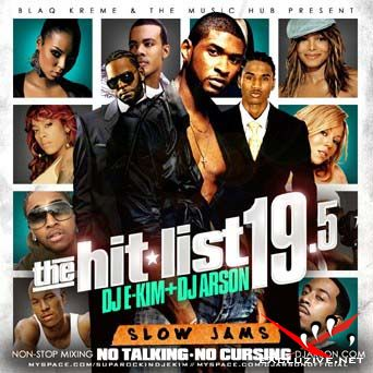 VA - DJ Arson - The Hit List 19.5 (2008)