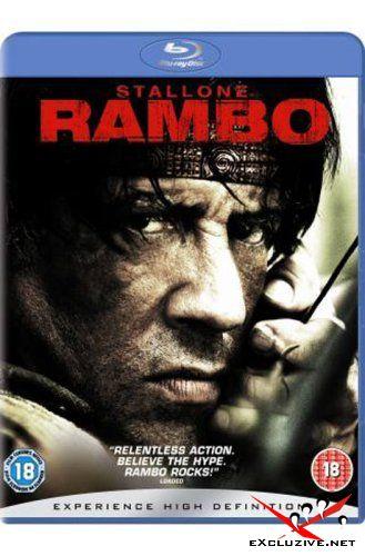 Рэмбо: В ад и обратно / Рэмбо IV / Rambo (2008) BDRip