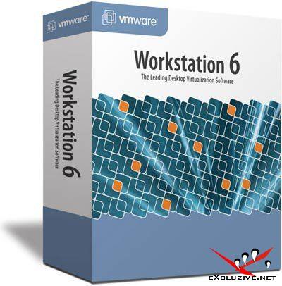 VMware Workstation 6.0.4 Build 93057 (Final)