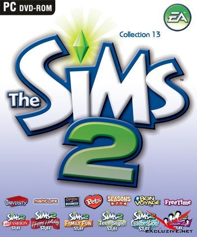 The Sims 2 Collection13 2008
