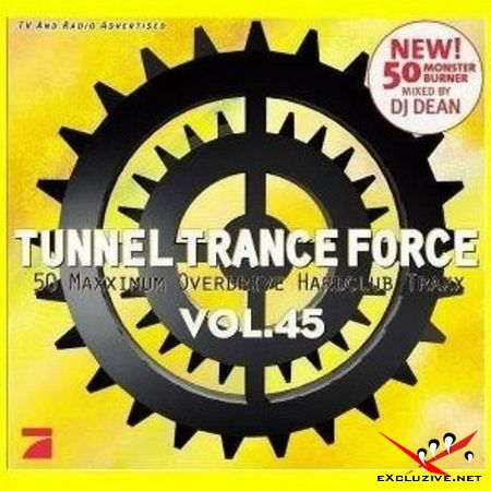 VA - Tunnel Trance Force Vol 45 (2008)