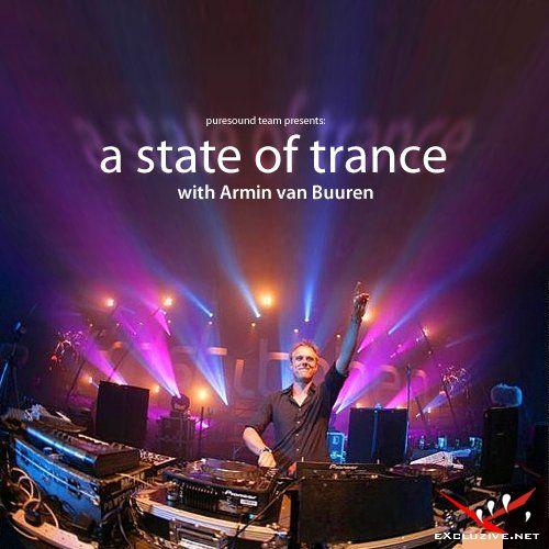 Armin van Buuren - A State of Trance 355 (05 Jun 2008)