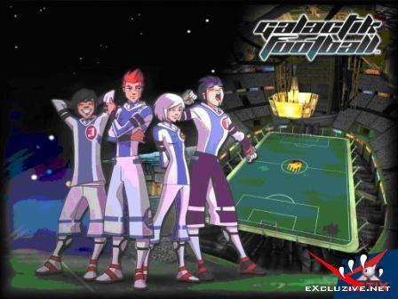 Галактический футбол / Galactik Football / 2 сезон