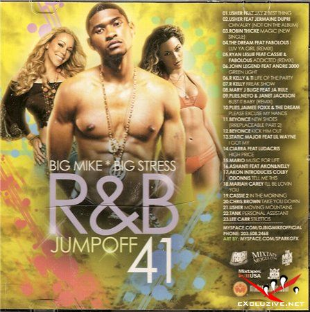 VA-Big Mike And Big Stress-Rnb Jumpoff 41 (2008)
