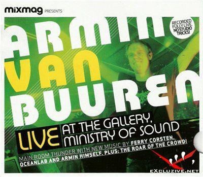 Armin van Buuren - Live At The Gallery 2008