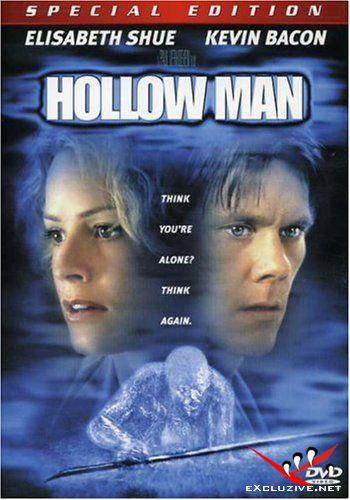 Невидимка/Hollow Man(2000)DVDRip