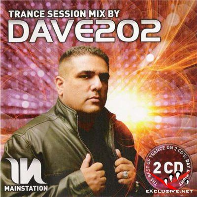 Mainstation Trance Session 2008 (Mix by Dave202)