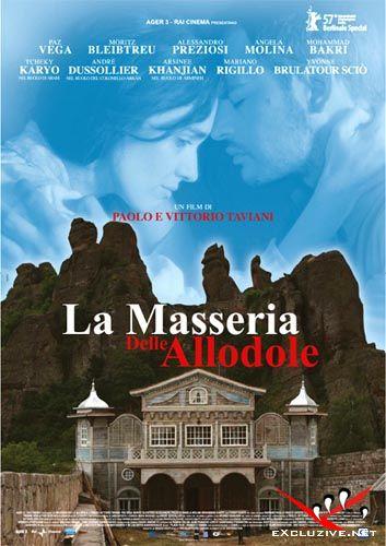Гнездо Жаворонка / Masseria delle allodole, La (2007) DVDrip