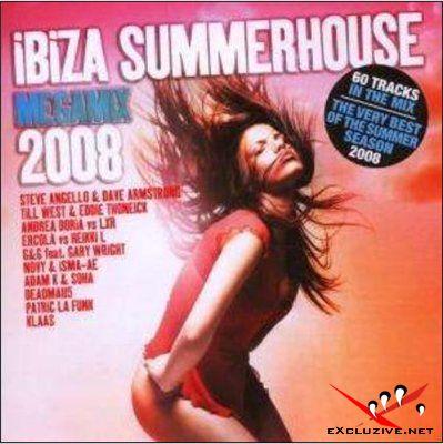Ibiza Summerhouse Megamix 2008