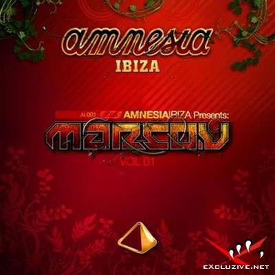 Amnesia Ibiza  Pres Marco V Vol 1 (2CD) (2008)