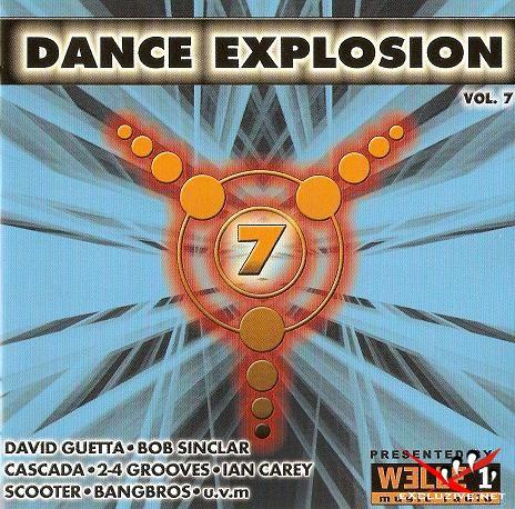 VA - Dance Explosion Vol.7 2008
