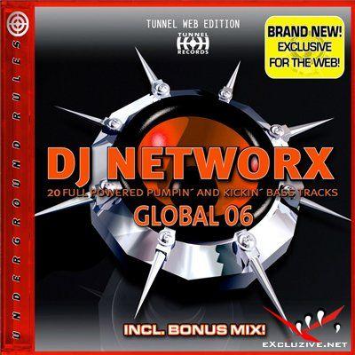 DJ Networx Global 6 (2008)