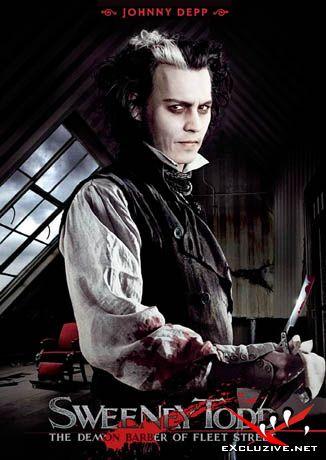 Суини Тодд, демон-парикмахер с Флит-стрит (2007) HDTV