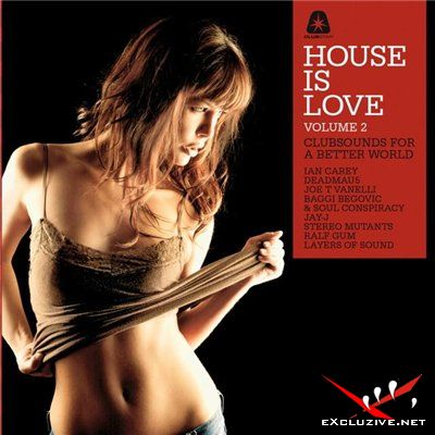 House is Love Vol 2 (2008)